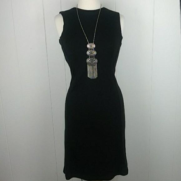 Banana Republic Dresses & Skirts - BANANA REPUBLIC BLACK DRESS 4